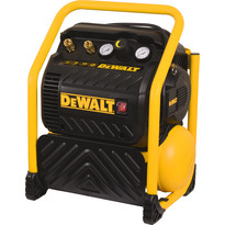 Compresseur sans huile DeWalt DPC10QTC-QS