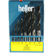 Coffret mèches à bois CV Heller