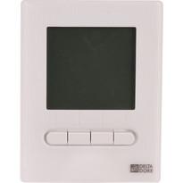 Thermostat électronique digital semi-encastré Delta dore