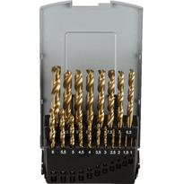 Set forets à métaux HSS-TiN Bosch