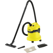 Aspirateur eau et poussière Kärcher WD2