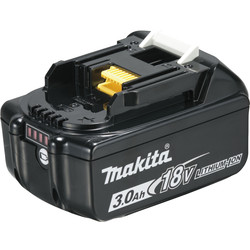 Makita Batterie Li-ion Makita 18V - 3Ah - 10098 - de Toolstation