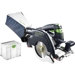 Festool Scie circulaire portative sans fil Festool Li-Basic (machine seule) 18V Li-ion Ø160mm - 10615 - de Toolstation