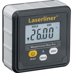 Laserliner Niveau à bulle électronique Laserliner MasterLevel Box Pro  - 11798 - de Toolstation