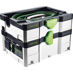 Festool Aspirateur Festool Cleantec CTL SYS 1000W 4,5L - 12575 - de Toolstation