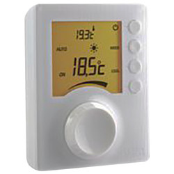 Thermostat électronique digital Delta dore