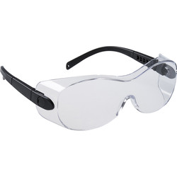 Portwest Surlunettes Transparent - 13651 - de Toolstation