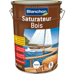 Blanchon Saturateur bois Blanchon 5L Miel - 13797 - de Toolstation