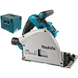 Makita Scie plongeante sans fil Makita DSP600ZJ (machine seule) 2x18V Li-ion Ø165mm - 14291 - de Toolstation