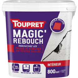 Enduit de rebouchage Toupret Magic'Retouch