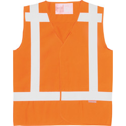 Portwest Gilet haute visibilité Orange - 14758 - de Toolstation