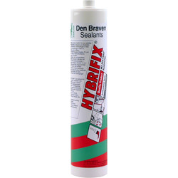 Zwaluw Mastic colle Hybrifix 290ml Blanc - 14870 - de Toolstation