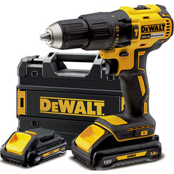 Perceuse visseuse à percussion DeWalt DCD778L2T