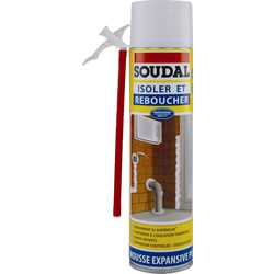 Soudal Mousse expansive Soudal 300ml - 15668 - de Toolstation