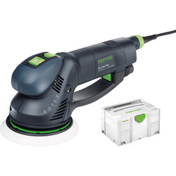 Festool Ponceuse roto-excentrique Festool ROTEX RO 150 FEQ-Plus 720W - Ø 150mm - 16658 - de Toolstation