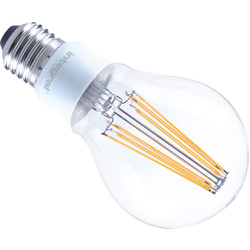 Integral LED Ampoule standard à filament Integral LED E27 12W 1521lm 2700K - 19175 - de Toolstation