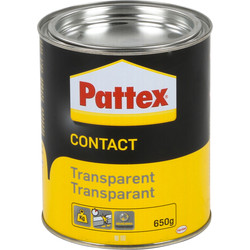 Pattex Colle contact Pattex transparente 650g - 20153 - de Toolstation