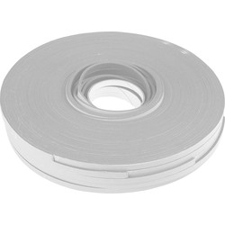 Zwaluw Ruban de vitrage Blanc 9/3mm 100m - 21053 - de Toolstation