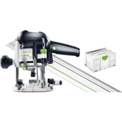 Festool Défonceuse Festool OF 1010 EBQ-Set 6-8mm - 1 rail - 22191 - de Toolstation