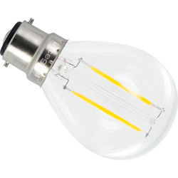 Ampoule à filament globe Integral LED B22