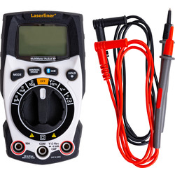 Laserliner Multimètre professionnel Laserliner MultiMeter Pocket XP  - 24082 - de Toolstation
