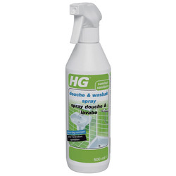 HG Spray douche & lavabo HG 500ml - 24317 - de Toolstation