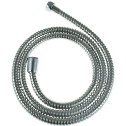 Schütte Flexible de douche 1,50m inox Inox poli - 24703 - de Toolstation