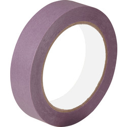 masq Ruban de masquage surfaces fragiles violet 25mm x 50m - 24838 - de Toolstation