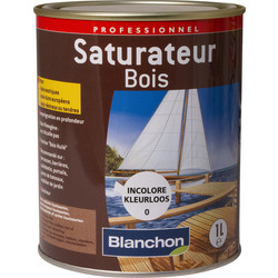 Blanchon Saturateur bois Blanchon 1L Incolore - 26868 - de Toolstation