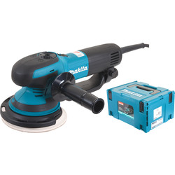 Makita Ponceuse roto-excentrique Makita BO6050J Ø 150mm - 26980 - de Toolstation