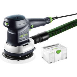 Festool Ponceuse excentrique Festool ETS 150/3 EQ-Plus 310W - Ø150mm - 29173 - de Toolstation