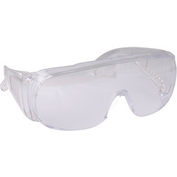 Surlunettes de protection 3M Polycarbonate Visitor