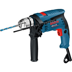 Bosch Perceuse à percussion Bosch GSB 13 RE 600W - 33178 - de Toolstation