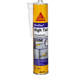 SIKA Colle Sikaflex High Tack 300ml  Blanc - 33820 - de Toolstation