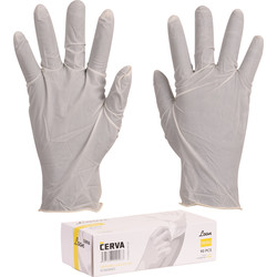 Gants 10/XL latex - 33964 - de Toolstation