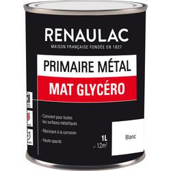 Primaire métal Renaulac mat glycéro