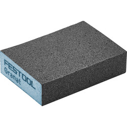 Festool Eponges de ponçage Festool 69x98x26mm Grain 120 - 44168 - de Toolstation