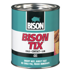 Bison Colle contact Bison Tix Boîte 750ml - 44415 - de Toolstation