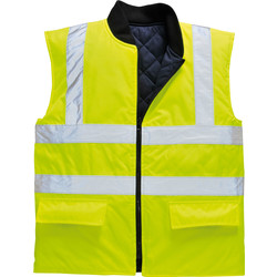 Gilet réversible Portwest HV