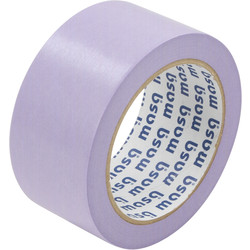 masq Ruban de masquage surfaces fragiles violet 50mm x 50m - 44851 - de Toolstation