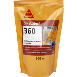 SIKA Résine d'accrochage Sikalatex 360 500ml - 45609 - de Toolstation