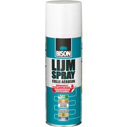 Bison Spray colle aérosol Bison néoprène 200ml - 46828 - de Toolstation