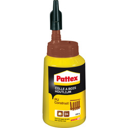 Pattex Colle à bois PU Pattex Construct 250g - 49061 - de Toolstation