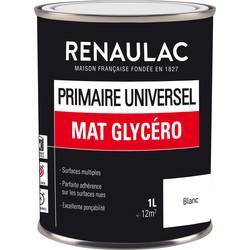 Primaire universel Renaulac mat glycéro