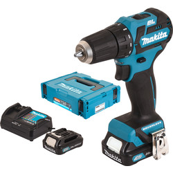 Makita Perceuse visseuse sans fil Makita DF332DSAJ 10,8V Li-ion - 49332 - de Toolstation