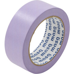 masq Ruban de masquage surfaces fragiles violet 38mm x 50m - était à 7,52€ - 49800 - de Toolstation