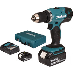 Makita Perceuse visseuse sans fil Makita DDF453SFE 18V Li-ion - 53635 - de Toolstation