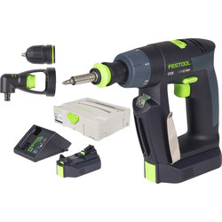 Festool Set perceuse visseuse sans fil Festool CXS 10,8V 10,8V Li-ion - 55070 - de Toolstation