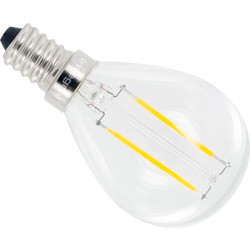 Ampoule à filament globe Integral LED E14