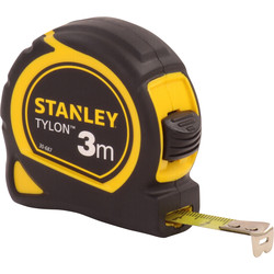 Stanley Mètre à ruban Stanley 3m 12.7mm - 55132 - de Toolstation